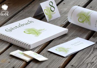 "Hochzeits-Set Design ""Jenny"""
