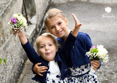 Hochzeitsmädchen